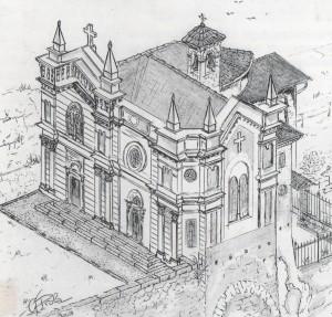 San Giuseppe Biella - Prospetto