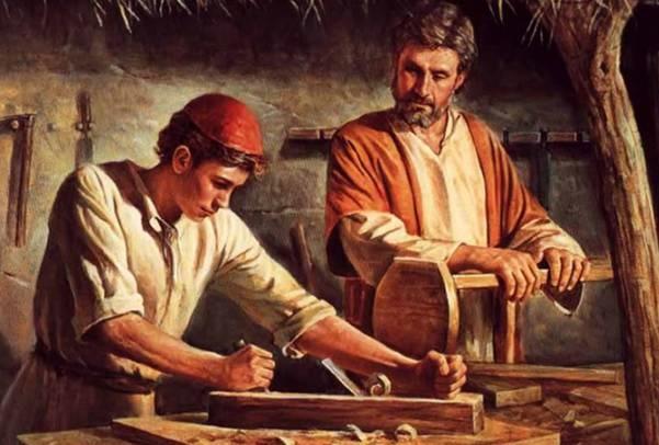 San Giuseppe Biella - San Giuseppe artigiano