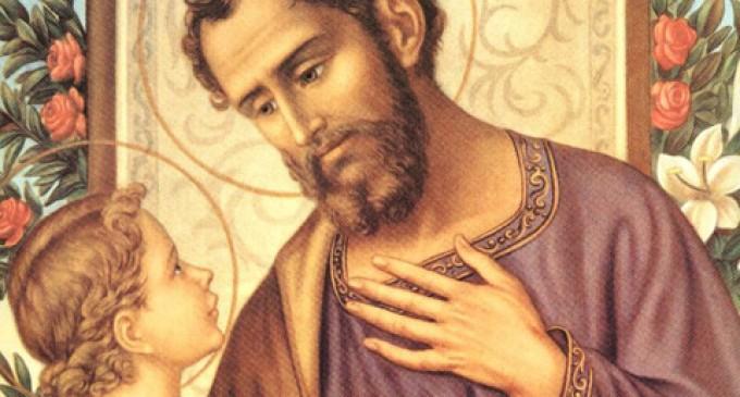 San Giuseppe Biella - San Giuseppe e Gesù