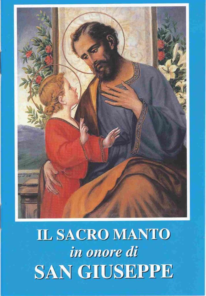 San Giuseppe Biella - Sacro Manto in onore di San Giuseppe