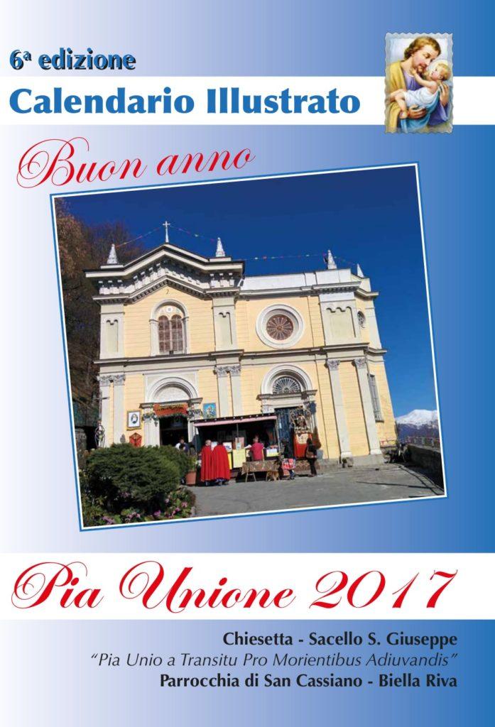 San Giuseppe Biella - Calendario 2017