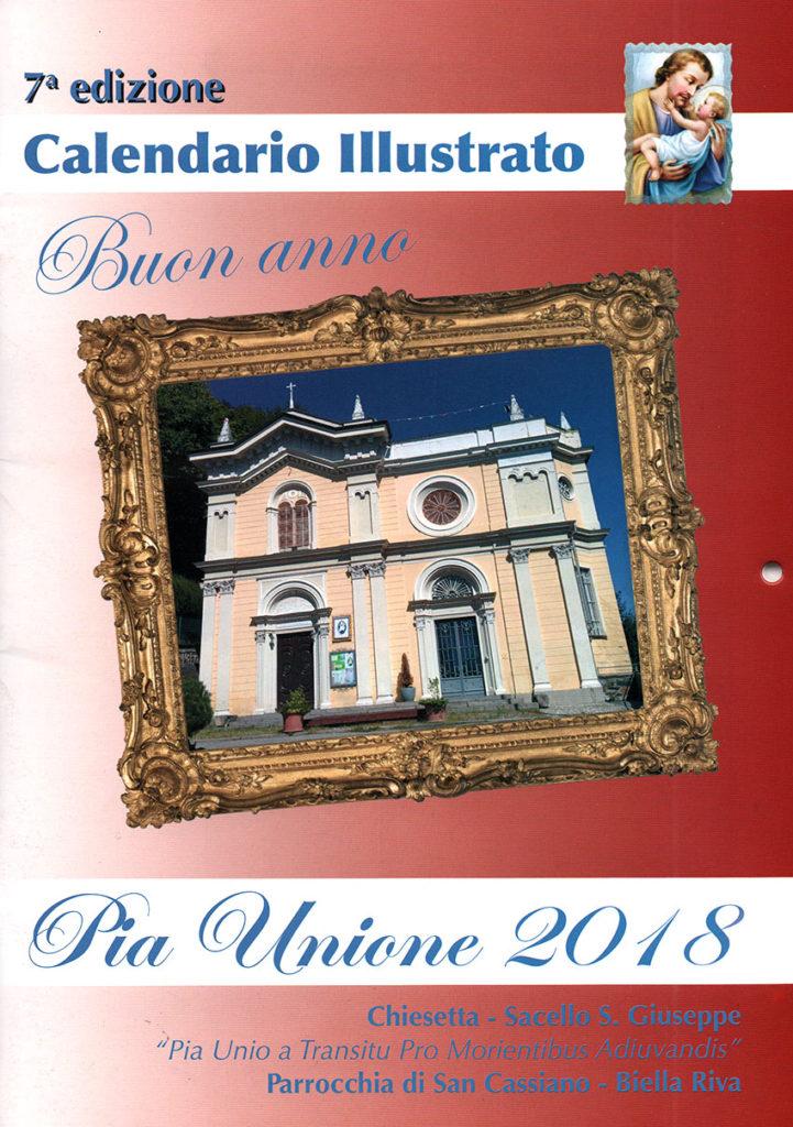 San Giuseppe Biella - Calendario 2018
