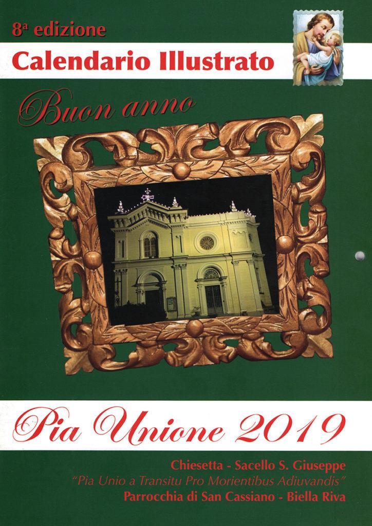 San Giuseppe Biella - Calendario 2019