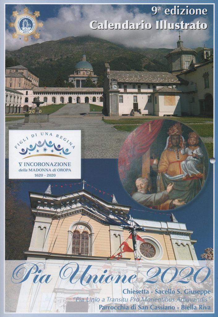 San Giuseppe Biella - Calendario 2020
