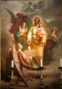 San Giuseppe Biella - San Giuseppe Patrono della Chiesa Universale
