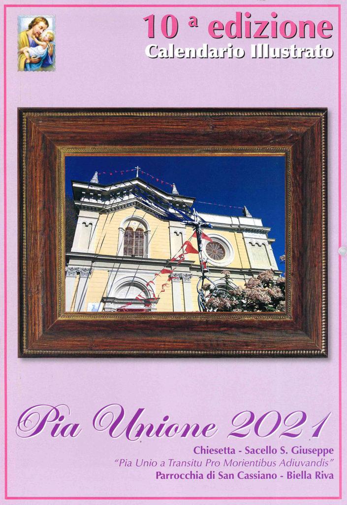 San Giuseppe Biella - Calendario 2021