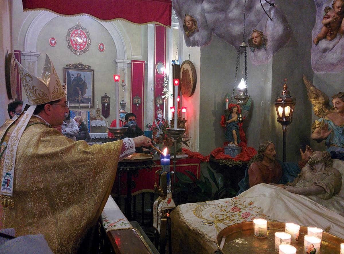 San Giuseppe Biella - Mons. Farinella 10genn2021