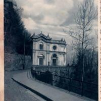 San Giuseppe Biella - La Chiesetta di San Giuseppe in una foto d'epoca - anni '50.